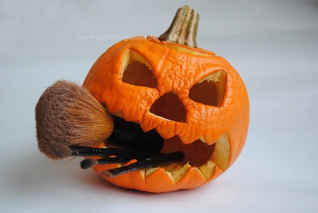 Koloryzacja Palette i halloweenowy makijaż