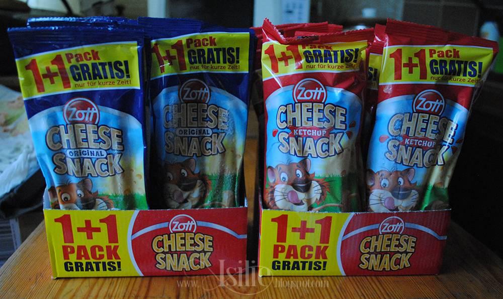 Cheese Snack Zott projekt trnd