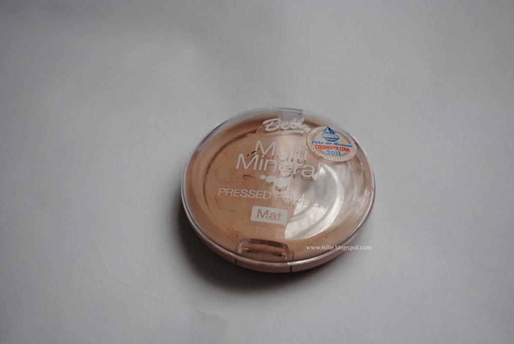 Puder Bell Multi Mineral i róż Wibo Sunny Blusher