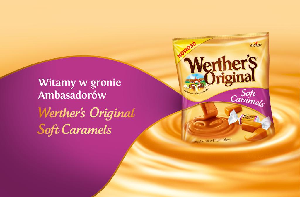 Testowanie Werther's Original Soft Caramels Rekomenduj.to
