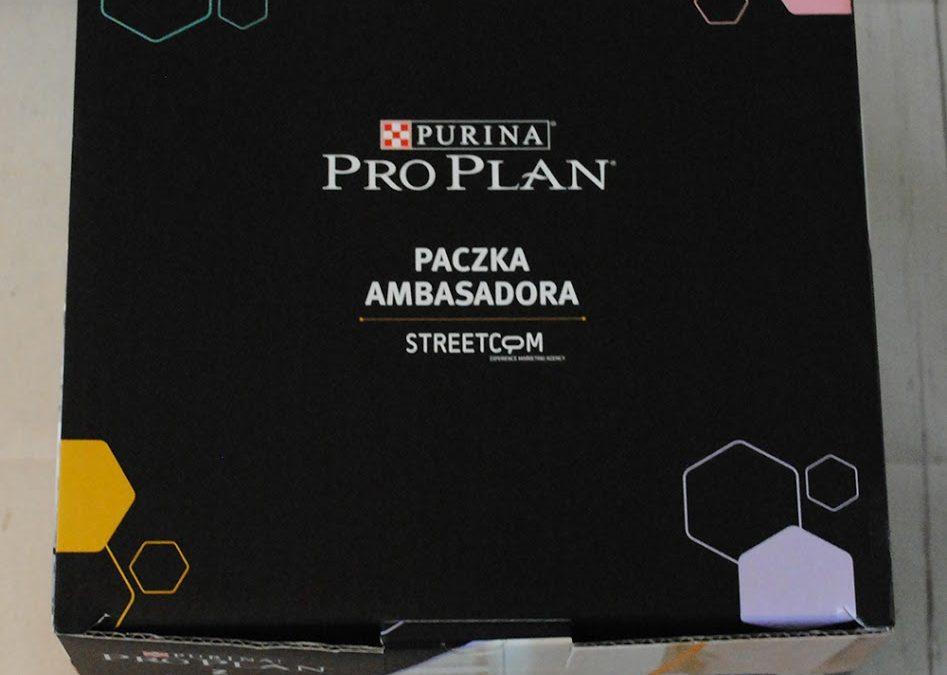 Purina Pro Plan kampania Streetcom