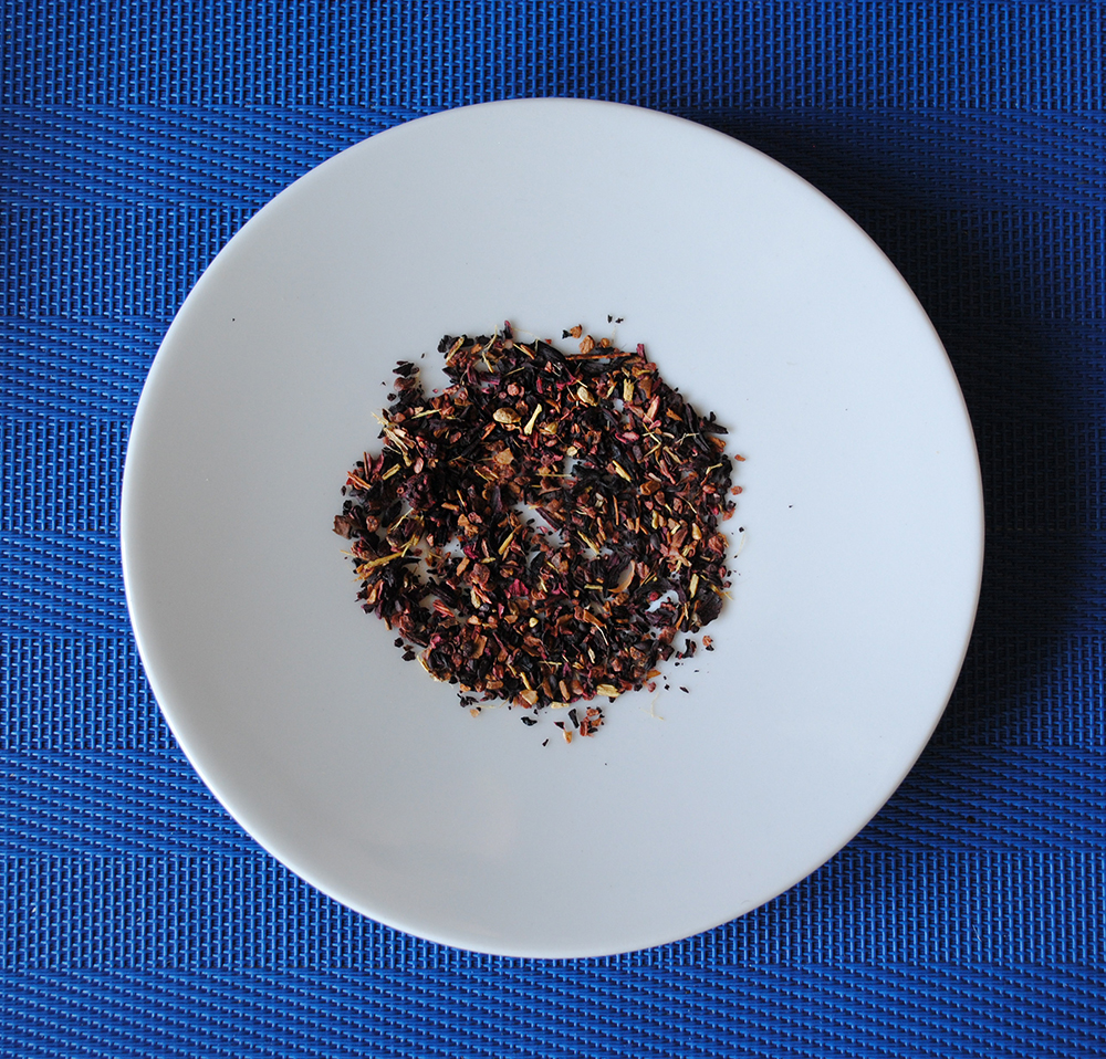 Zielona i owocowa herbata z Biedronki