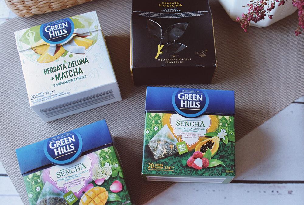 Zielone herbaty z Biedronki. Jakie warto kupić?