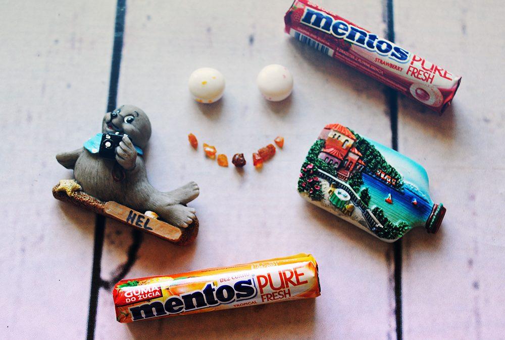 Mentos Pure Fresh kampania gum do żucia Streetcom