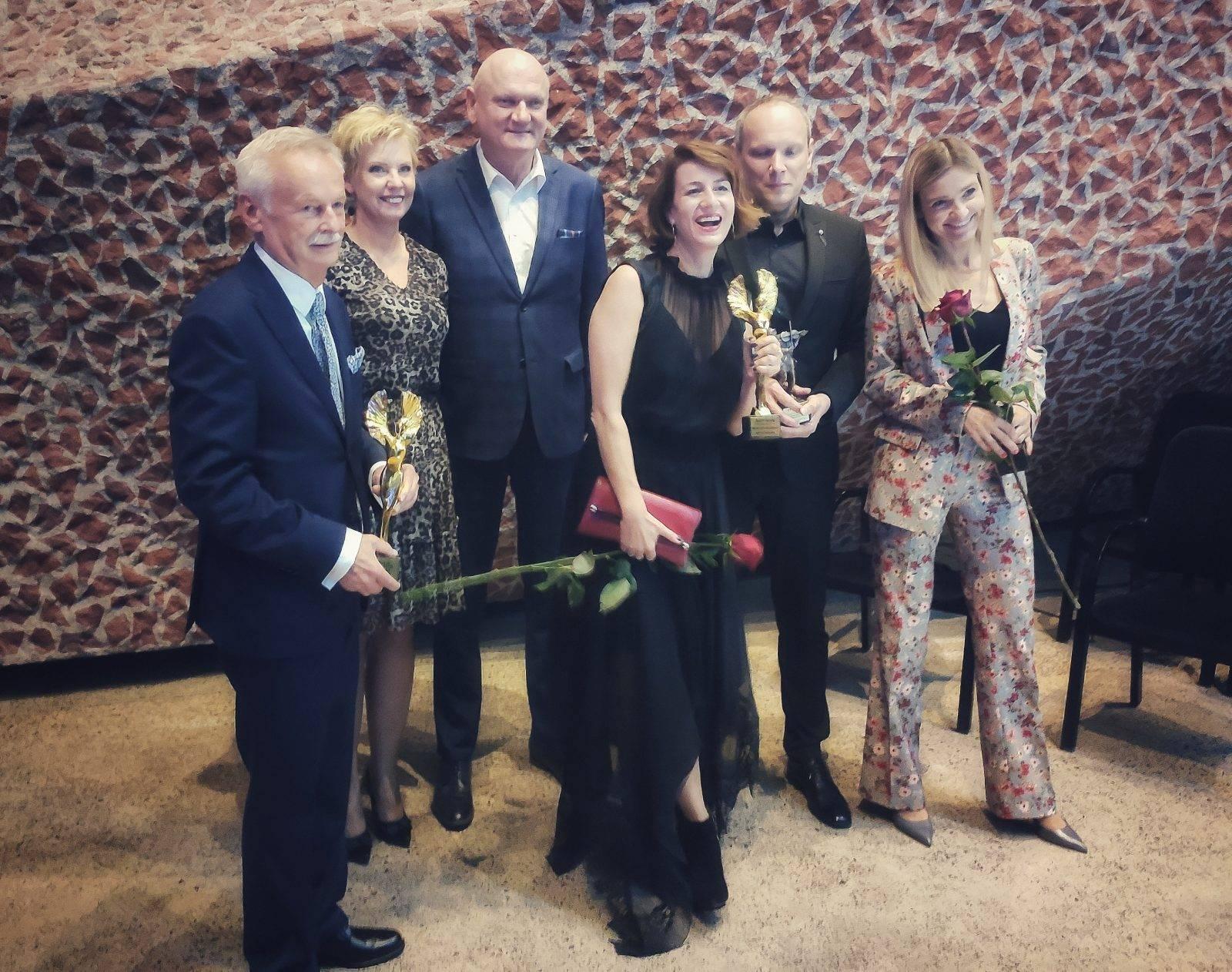 Maja Ostaszewska, Joanna Koroniewska-Dowbor, Jarosław Józefowicz, Michał Zaleski
